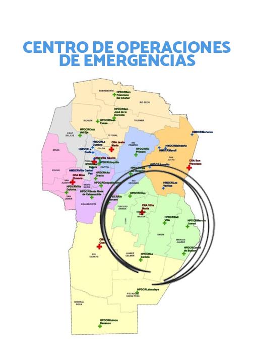 CENTRO DE OPERACIONES DE EMERGENCIAS REGIONAL